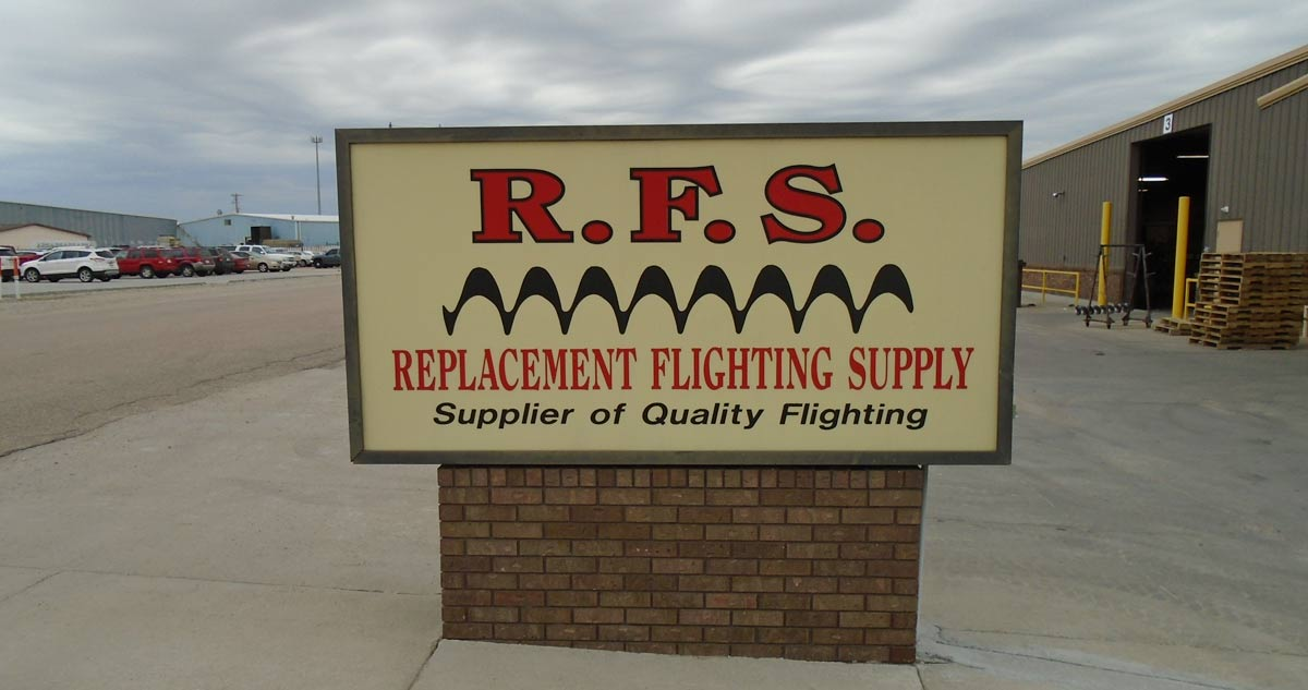 Replacement Flighting Supply, Aurora, NE